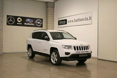 Jeep Compass 2.2 CRD 4WD Sport