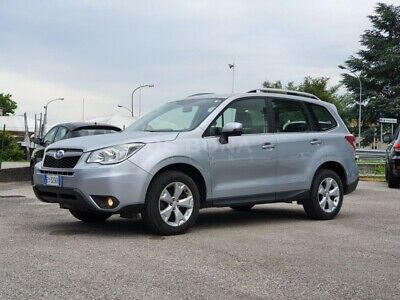 Subaru Forester 2.0d-L Exclusive