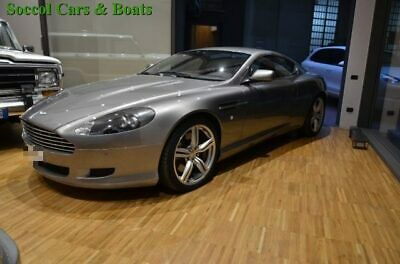 ASTON MARTIN DB9 Coupé Touchtronic*SERVICE BOOK!*