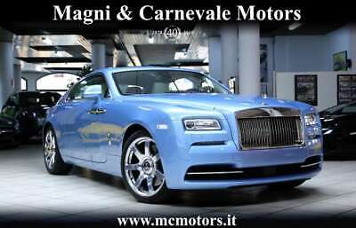 Rolls-royce wraith special paint|panorama roof|acc|night vision|full