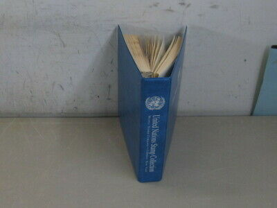 Nystamps UN United Nation many mint NH stamp collection Album