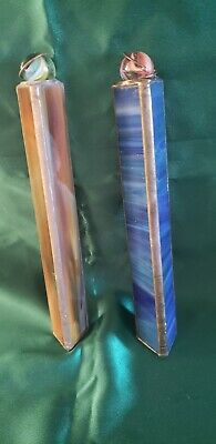 Stained Glass Kaleidoscopes Set Of 2
