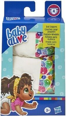 New Hasbro Baby Alive Doll Diapers E9119
