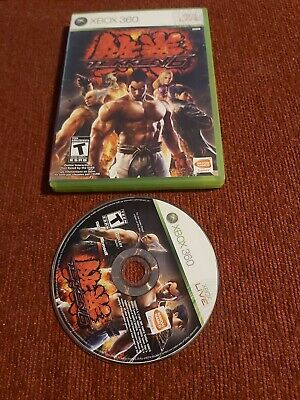 Xbox 360 Tekken 6 New Sealed With Slip Cover For Sale Picclick