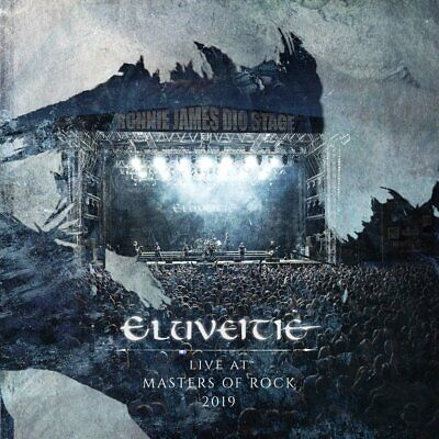 ELUVEITIE - Live at Masters of Rock 2019 CD