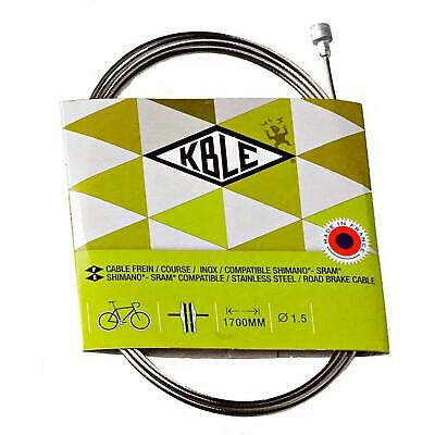 Shimano Kble Stainless Steel Road Bike Inner Brake Wire Silver Pack of 100