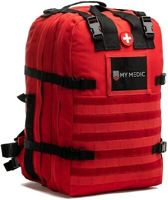 NEW My Medic Basic Emergency First Aid Kit Red