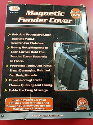 Magnetic Fender Cover Car Truck SUV Mechanic Paint Protector Work Mat