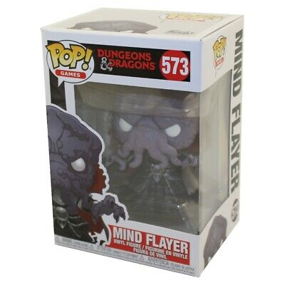 Funko POP! Games - Dungeons & Dragons Vinyl Figure - MIND FLAYER #573 - New