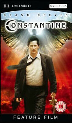 Constantine DVD (2005) Keanu Reeves, Lawrence (DIR) cert 15 Fast and FREE P & P