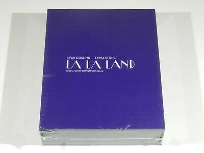 La La Land Blu-ray Steelbook Special Ed [HK] Manta Lab #222/700