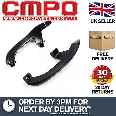 Gloss Pillion Handles (Pair) for ZS125T-40 (RPH001) (#001)