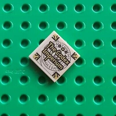 LEGO 3068bpb0995 Tile 2 x 2 with /'#329/' /'STARFARER/' and /'6+/' Pattern