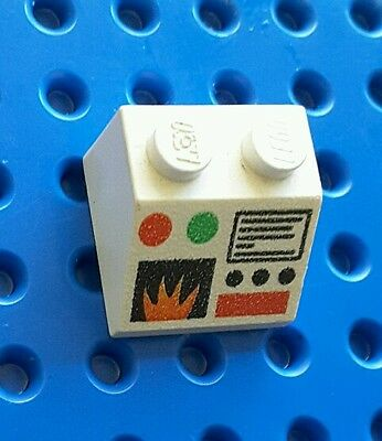 LEGO 3039ps1 @@ Slope 45 2 x 2 Screen SW Trench Computer Pattern @@ 6212 7150