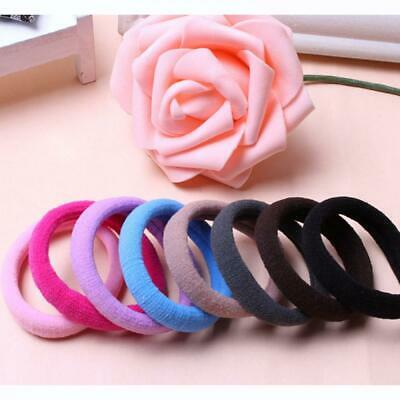 Accessories Elastic Beauty Candy Color Hair Rope Hairband Ponytail Holder