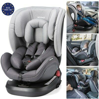 VETOMILE Child Baby Car Seat Safety Booster For Group 0+/1/2/3 9-36kg ECE R44/04