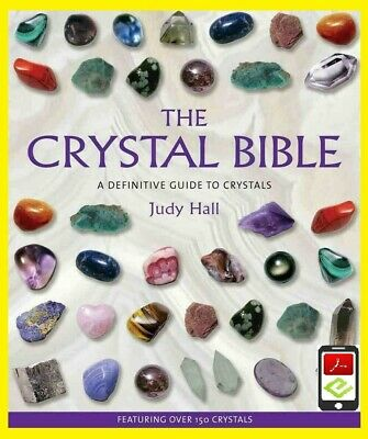The Crystal Bible by Judy Hall 🔥 📧 P-DF💡📕 E-B 00K📕💡E-MAIL DELIVERY💡