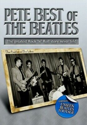 Pete Best of the Beatles DVD (2006) Geoff Wonfor cert 15 FREE Shipping, Save £s