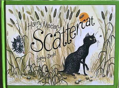 Hairy Maclary Scattercat ~ Lynley Dodd ~ New Hardcover Book