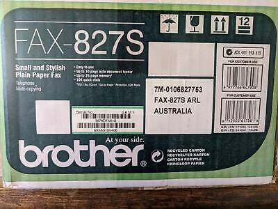 Brother Fax machine