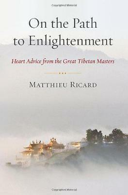 On The Path To Enlightenment: Heart Advertencia de Great Tibetano Masters Tapete