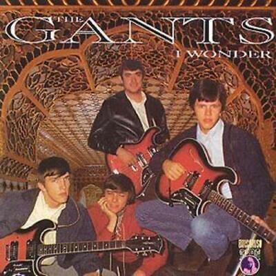 Gants : I Wonder CD (2008) Value Guaranteed from eBay's biggest seller!