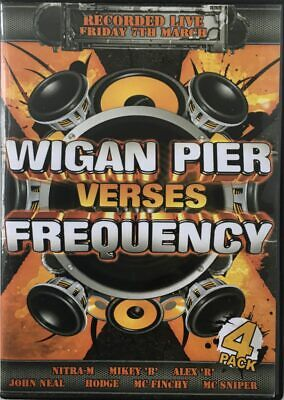 Wigan Pier verses Frequency - Scouse House, Donk, Bounce