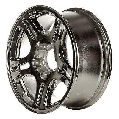Rim Machined w//Gold 03196 Refinished Ford F150 Truck 1997-2001 17 inch Wheel