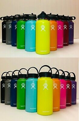 32OZ_Hydro Flask Water Bottle Stainless Steel & Vacuum Insulated