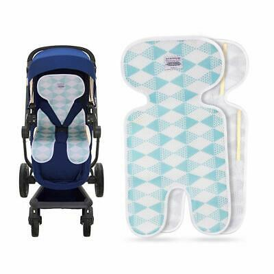 Luchild Baby Stroller Cool Seat Mat Breathable 3D Mesh Cool Cushion Liner for St