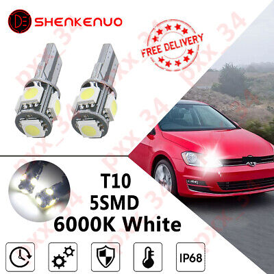 For Nissan Primastar X83 55w Super White High//Low//Canbus LED Side Light Bulbs