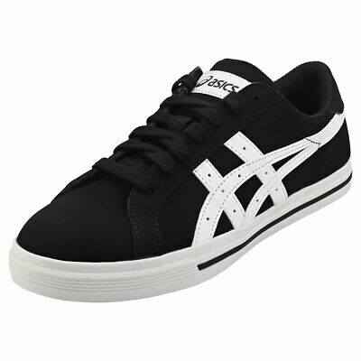 Asics Onitsuka Tiger Classic Tempo Womens Black White Synthetic Casual Trainers
