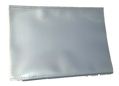100 Clear Plastic Sleeve for Postcard storage 6 x 4 Interior 5.75 x 3.75ins