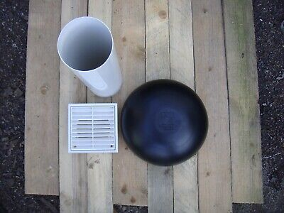 Fantastic DR21 Anti-Draft Air Vent with kit for a house with a cavity wall