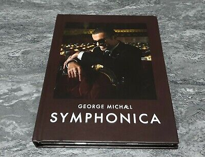 George Michael SYMPHONICA Deluxe Edition NEAR MINT CD Album 2014 RARE OOP