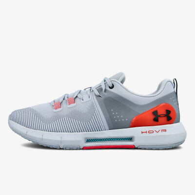 Nib Men's Under Armour 3022025 100 Ua Hovr Rise Grey Sneakers Shoe $100