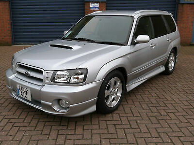 Subaru Forester XT 2.0i 4WD Turbo Estate