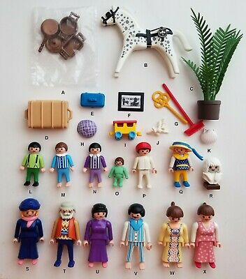 PLAYMOBIL Airport//Pick /& Choose//$0.99-$2.95//Combined Shipping Available