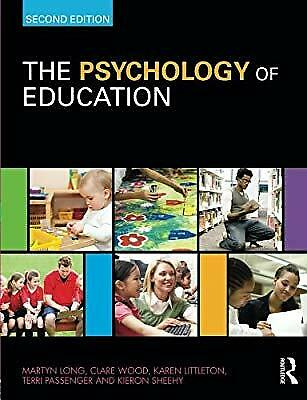 The Psychology of Education, Long, Martyn, Used; Good Book