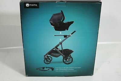4moms Car Seat Adapter Connects with Bugaboo Cameleon strollers