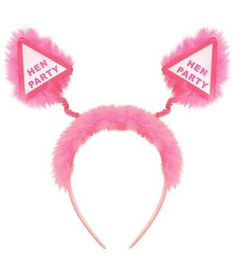 Willy Boppers Headband Hen Party Do Girl Night Out Accessories New B6Z6