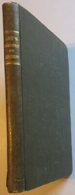1839 OBSERVATIONS ON WRITINGS OF THOMAS JEFFERSON book BY HENRY LEE,War Spoils