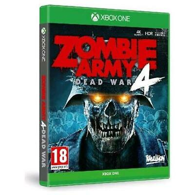 Sold Out XBOX ONE Zombie Army 4: Dead War EU Giochi