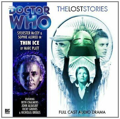 Thin Ice (Doctor Who: The Lost Stories) by Platt, Marc CD-Audio Book The Fast
