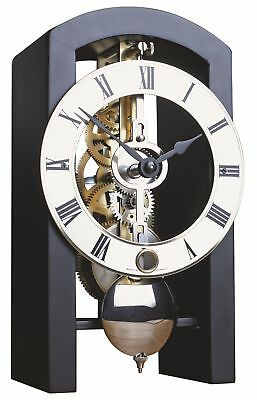 High Quality Mechanical Table Clock Hermle with Winding Key – Boston 18 cm 23015