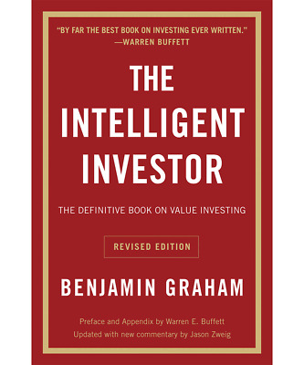 The Intelligent Investor: The Definitive Book on Value Investing Fast Delivery