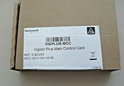 £198 Gent VIGPLUS-MCC Vigilon Plus Main Control Card