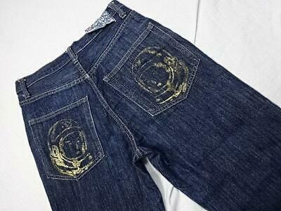 Billionaire Boys Club Dark Blue Denim S Waist Approximately 77Cm Size M F/S