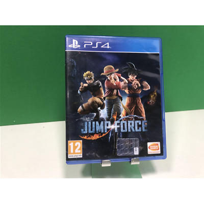 Jump Force Ps4 Ita