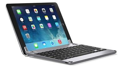 "Brydge 9.7"" iPad Air/Air2/Pro Keyboard - Grey"